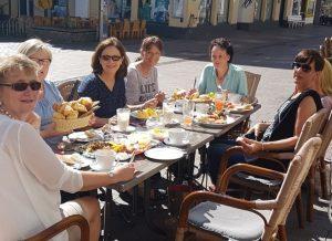 2. Nord-Treffen in Flensburg – Frühstück im Kult Cafè
