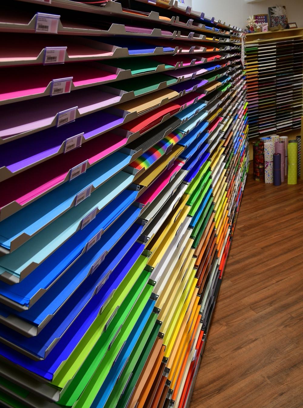 Bastelbogen24 – Papierwand
