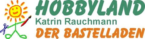 Hobbyland Katrin Rauchmann – Der Bastelladen – Logo