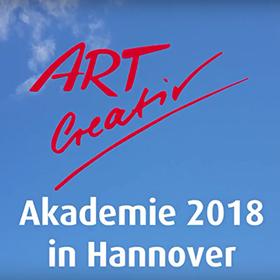 ART Creativ Akademie 2018