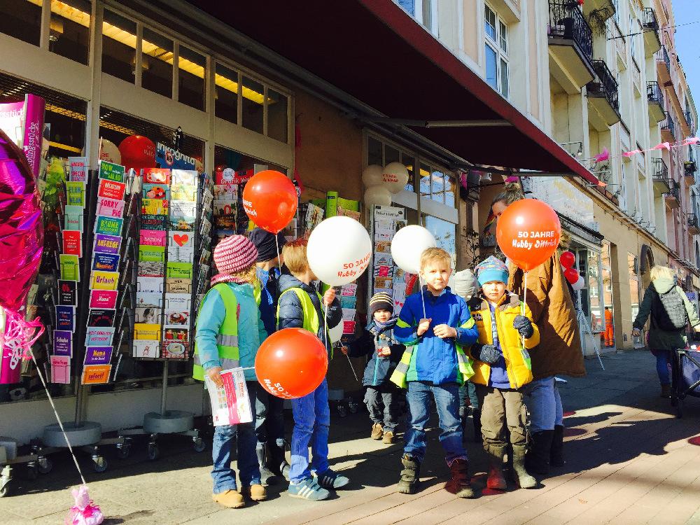 Hobby Dittrich – Thema Kinder basteln