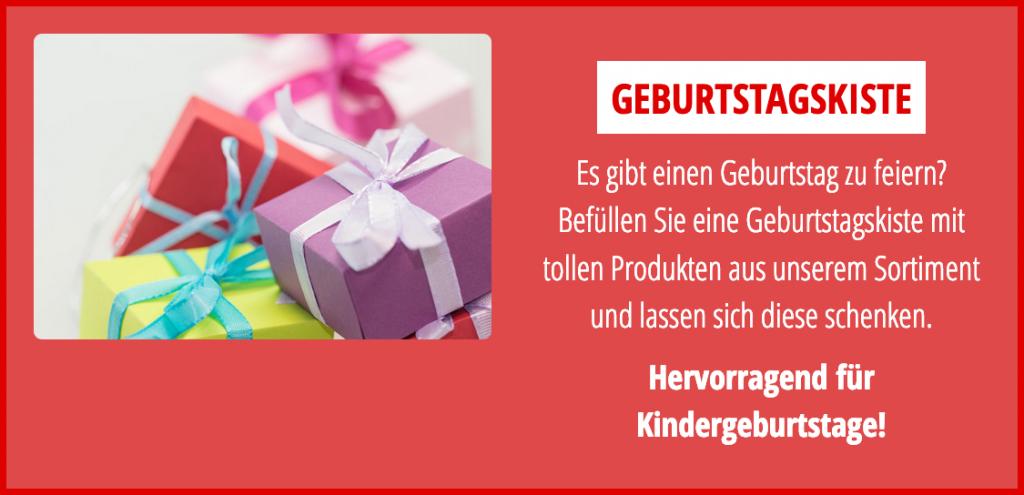 Hobbystudio Grünewald – Geburtstagskiste