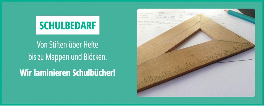 Hobbystudio Grünewald – Schulbedarf