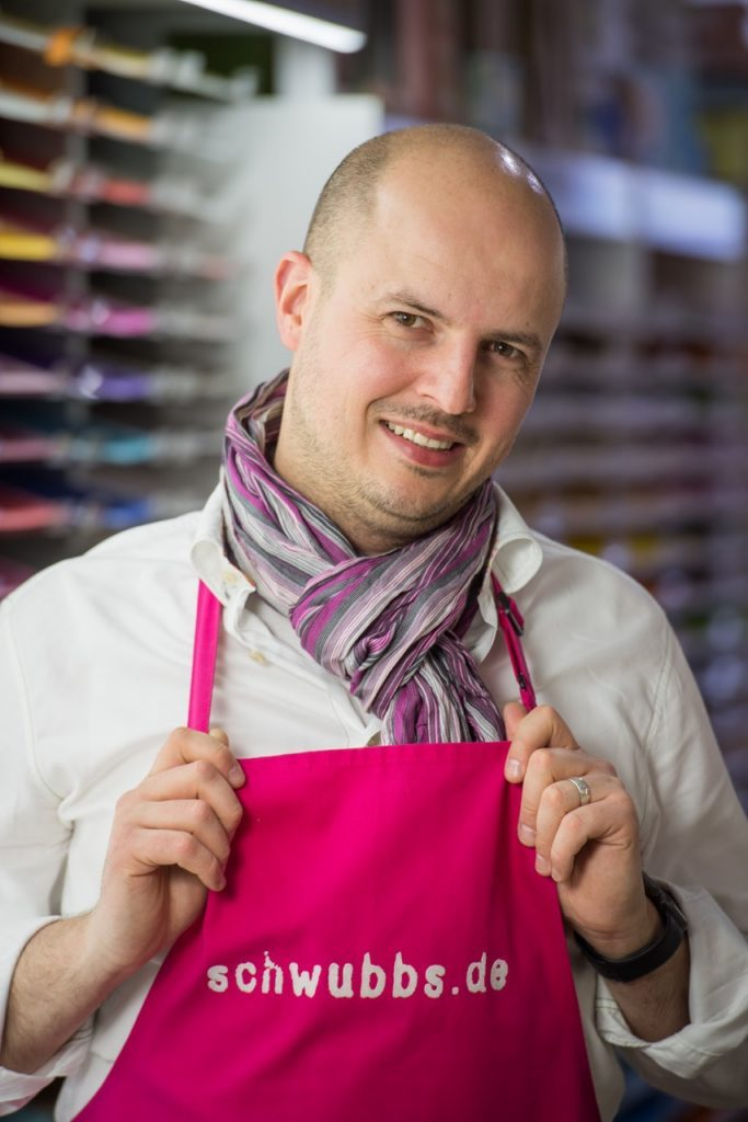 schwubbs Inhaber Marcel Warnt