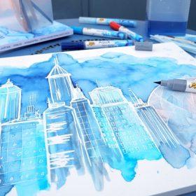 SOLO GOYA Aqua Paint