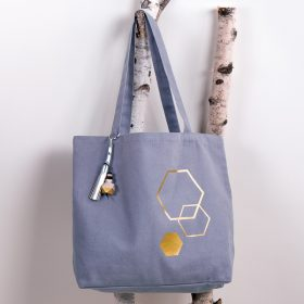 Der trendige Canvas Shopper