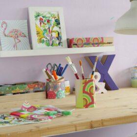 Upcycling fürs Kinderzimmer mit Art Potch