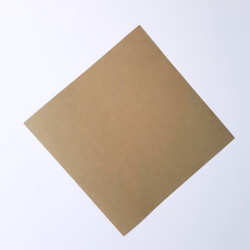 Bogen quadratisches Papier für Faltsterne